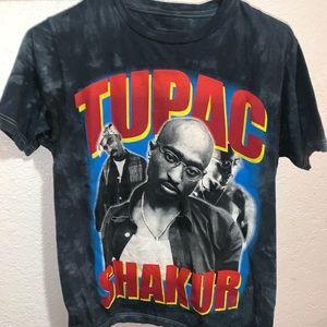 Tupac graphic tee